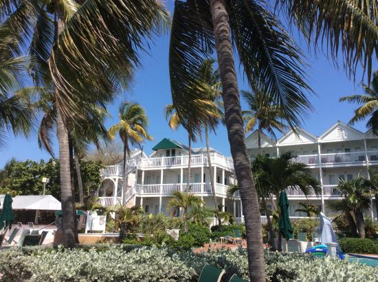 Coconut Beach Resort photo taken from east pier.
