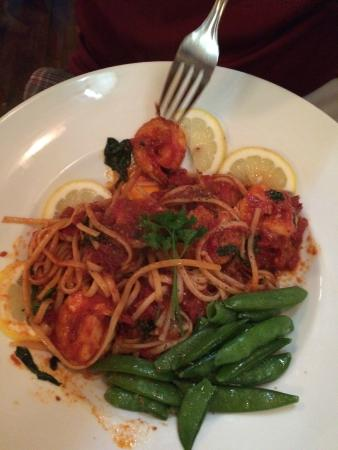 Martin's Restaurant: Shrimp Tomba