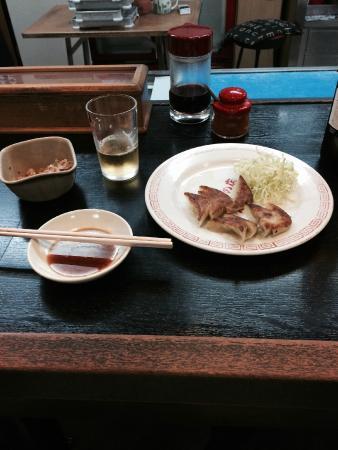 Asahiken Gyoza: 旭軒