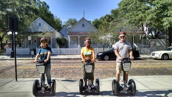 Electric Glide Tours: Ybor City tour