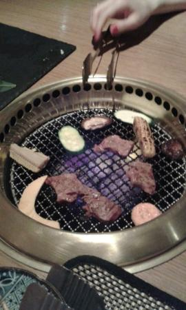 barbecue kobe