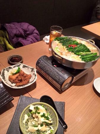 Oyama内脏火锅(博多站店)