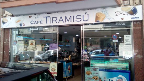 Cafe' Tiramisu'