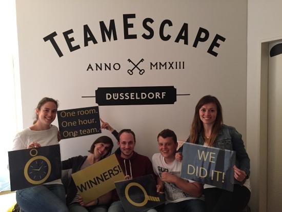 TeamEscape Dusseldorf