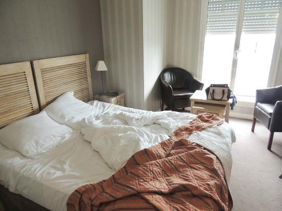 Almoria: le lit