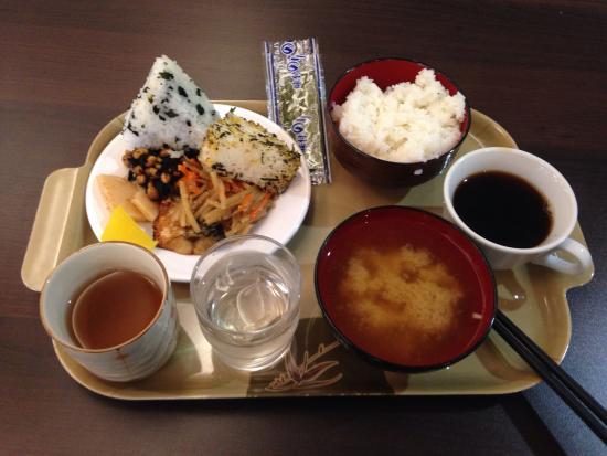 Shimonoseki Station Hotel: 下関ステーションホテル朝食バイキング