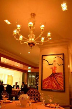 Osmanly Restaurant : Stunning decor