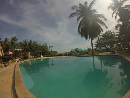 Lanta Darawadee Hotel : Piscine