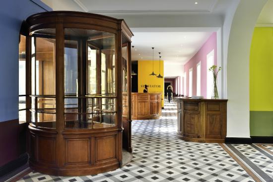 Hôtel & Spa Jules César Arles MGallery by Sofitel : Entrée Hall