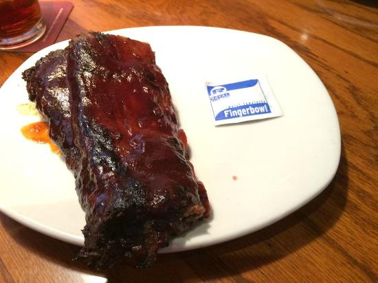 Outback Steakhouse: Leckere Baby Back Ribs