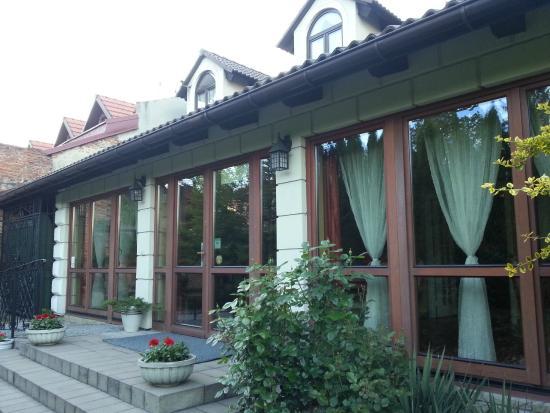 Villa Del Arte Bed & Breakfast: Ingresso