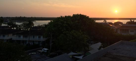 Olde Marco Island Inn and Suites: Petit matin