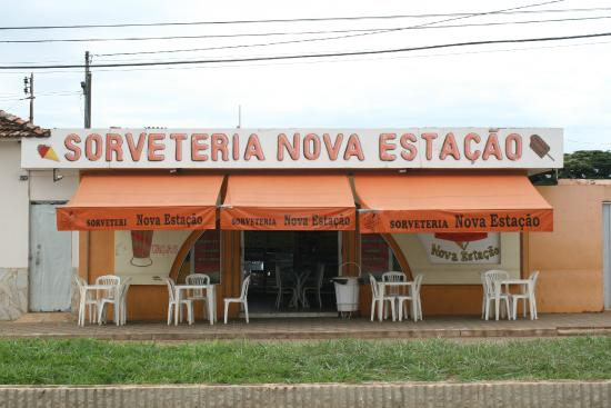 Sorveteria Nova Estacao