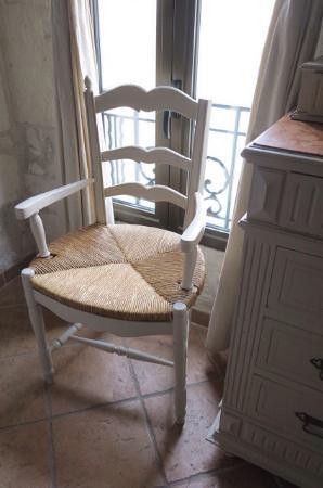 Logis Hotel de la Muette: La chambre