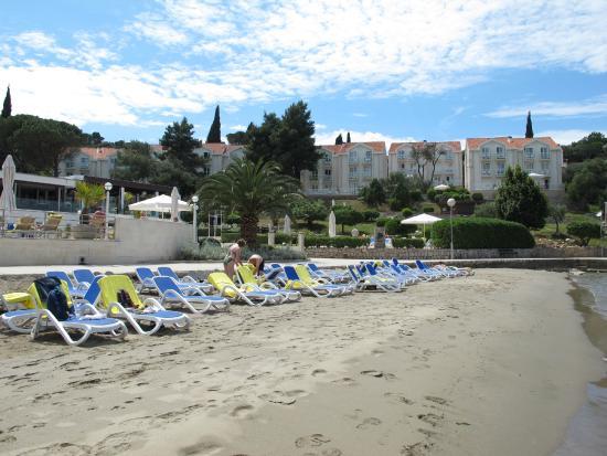 TUI SENSIMAR Kalamota Island Resort: Hotel Beach