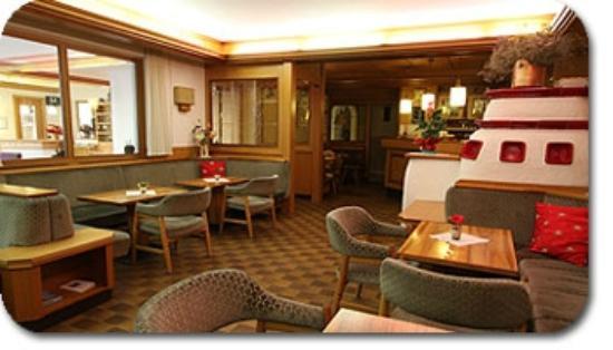 Hotel Primula : Soggiorno/bar