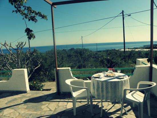 Studios Crete : view