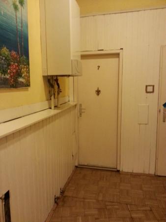Time Out City Hotel Vienna: Couloir juste à coté de la chambre