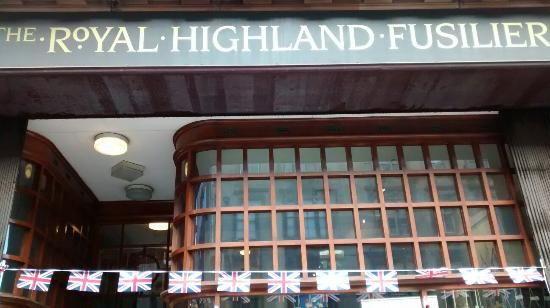 Regimental Museum of the Royal Highland Fusiliers