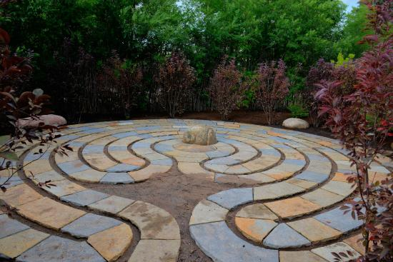 Labyrinth - Picture of True Nature Healing Arts, Carbondale ...