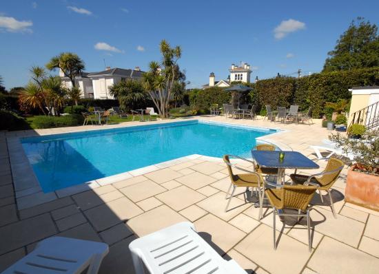Riviera Lodge Hotel Torquay: Pool