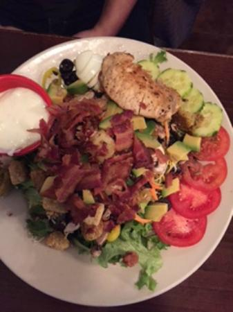 Jantz Cafe & Bakery: Create Your Own Salad