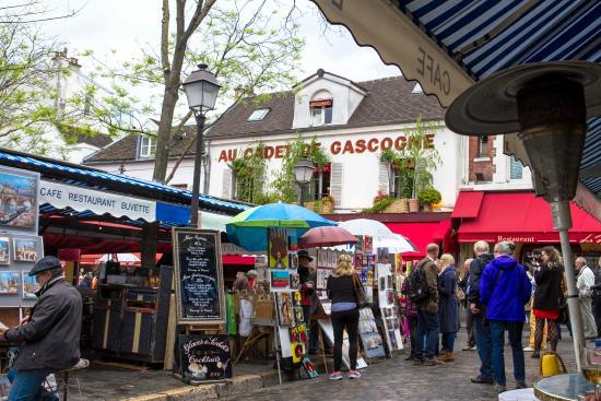 Montmartre Picture Of Hotel Des Arts Montmartre Paris