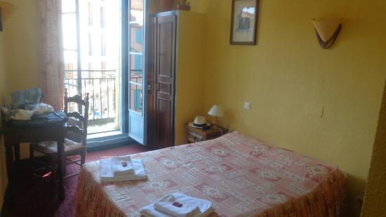 Hotel Vidal: chambre