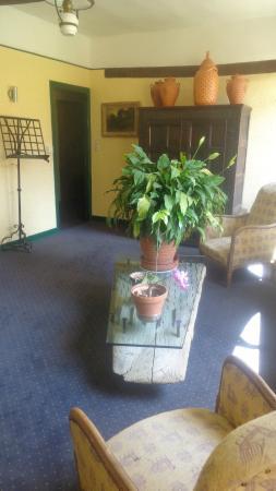 Hotel Vidal: hall