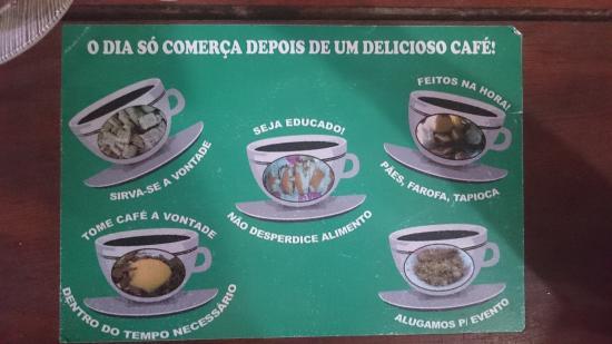 Cafe Da Manha Casa Na Arvore