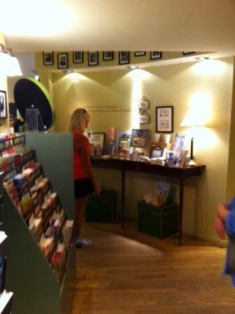 RJ Julia Booksellers : Grab some coffee
