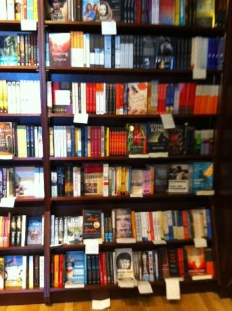 RJ Julia Booksellers: Tons of books