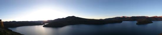 Bokong, Lesotho: view from the deck