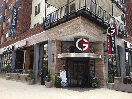 Best Granite City Restaurants