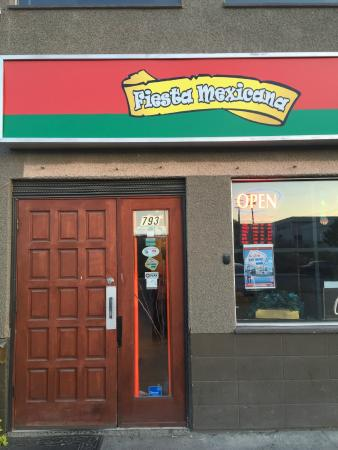 Fiesta Mexicana Restaurant : Entrance
