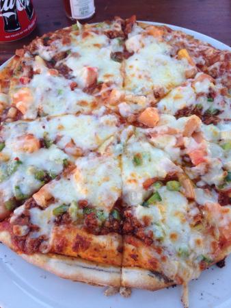 Miguel's Al Forno: Pizza