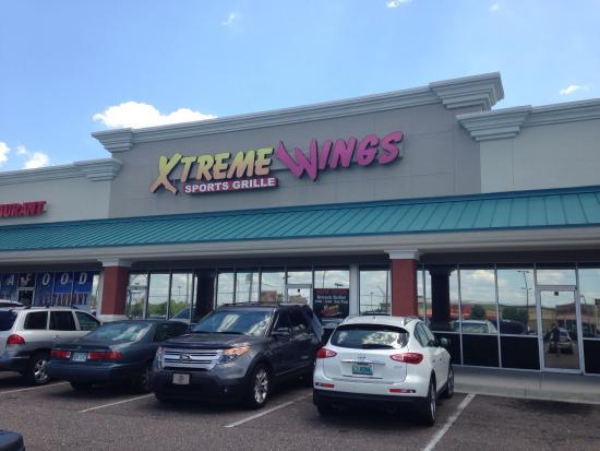 Xtreme Wings Jacksonville Restaurant Reviews Photos