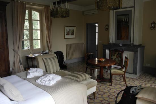 Domaine Saint Hilaire: Bedroom