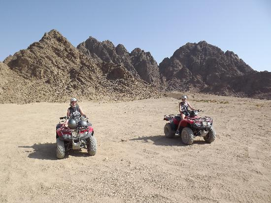 Sharm Solutions Day Tours : Echo Valley