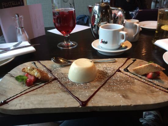 Fratello's: Dessert!!