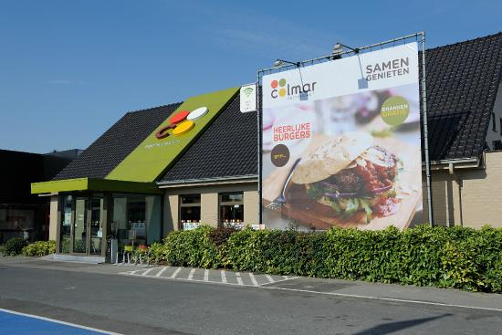 Colmar Merksem Menu Prices Restaurant Reviews Tripadvisor