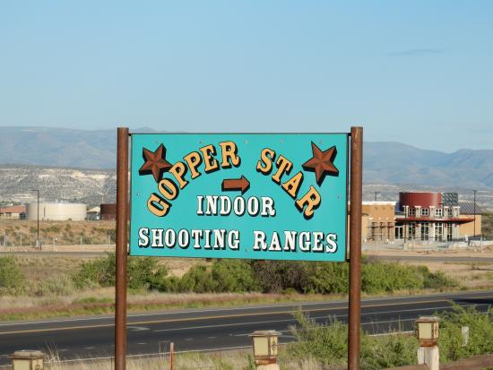 Copper Star Indoor Shooting Range