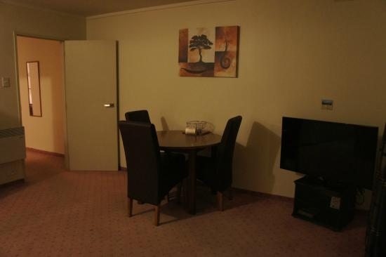 Fiordland Lakeview Motel and Apartments: In-Room Dining