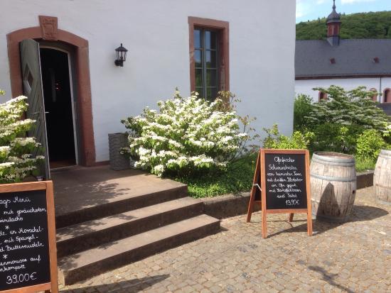 photo5.jpg - Picture of Klosterschaenke, Pfortenhaus Kloster ...