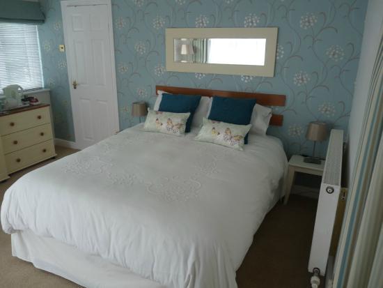 Gwyndaf Bed & Breakfast: The Bed