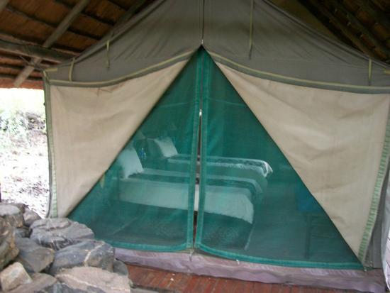 Greenfire Game Lodge: Greenfire Lodge Tent