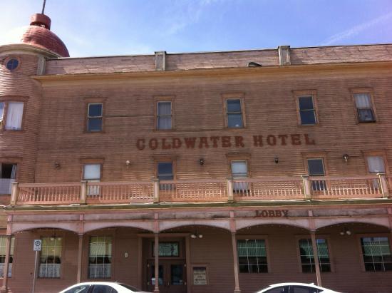 Coldwater Cafe: Finest Taste of History in Merritt