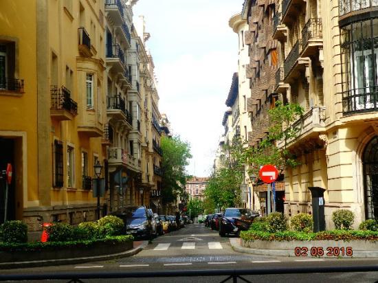 Quartiere di lusso foto di barrio de salamanca madrid tripadvisor - Barrio salamanca madrid ...