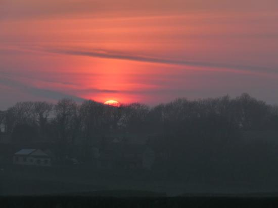 Gwyndaf Bed & Breakfast: Anglesey Sunset