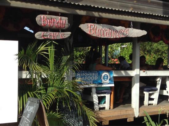 Bundu Cafe